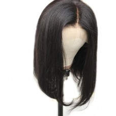 10A brazilian Hair Wholesale Bob Wig Silky Straight Wave