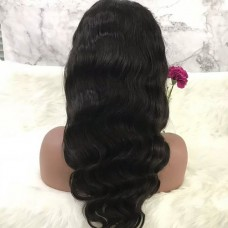 10a brazilian hair wholesale 360 Wig Body Wave lace frontal