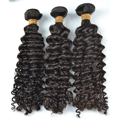 1 bundle of brazilian hair Italian Curly 10a grade hair for sale
